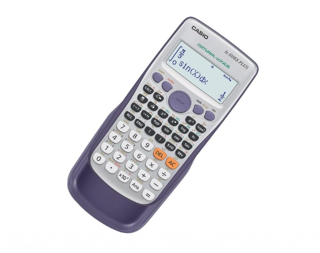calculadora FX-570ES Plus