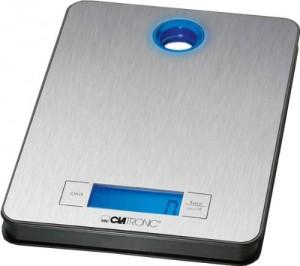 Báscula de cocina digital Clatronic KW 3412