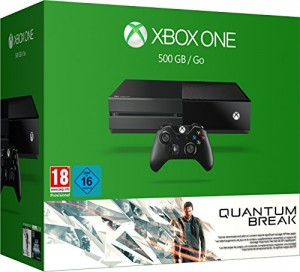 Consola Xbox One 500 GB + Quantum Break