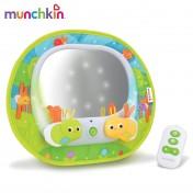 Espejo musical para el coche Munchkin In-Sight Luciérnagas mágicas