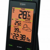 Estación metereológica de sobremesa solar Oregon Scientific BAR806
