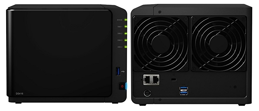 Nas Synology DiskStation DS416