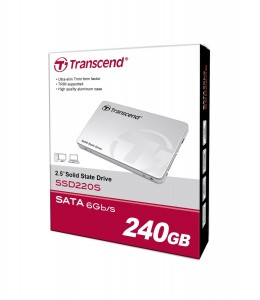 Disco SSD Transcend de 240GB
