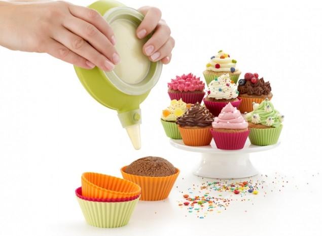 Kit cupcakes Lékué
