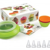 Kit para elaborar cupcakes Lékué