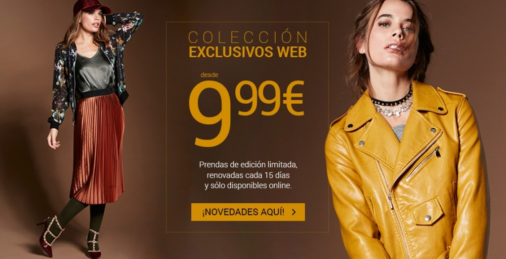 coleccion-exclusivos-online