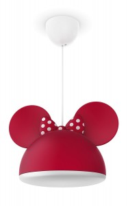 lampara-de-techo-disney-minnie-mouse
