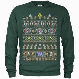 Sudadera Navidad Nintendo The Legend of Zelda