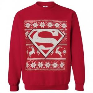 sudadera-navidena-superman-color-rojo