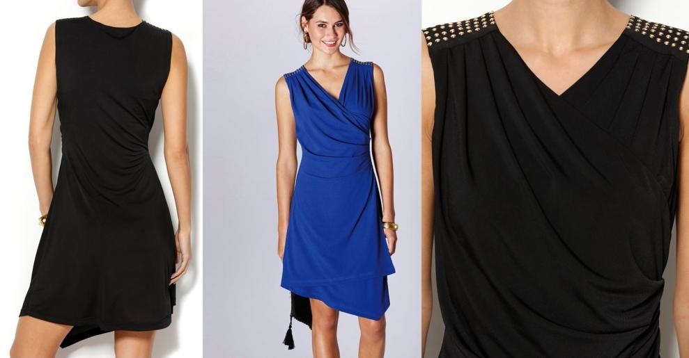 vestido-fiesta-corte-asimetrico-negro-y-azul