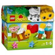 Juego de construcción Lego Duplo Baúl creativo