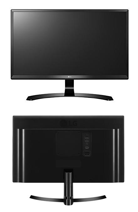 Monitor LG 24UD58-B de 24 pulgadas