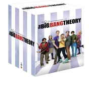 Pack serie The Big Bang Theory temporadas 1-9 en DVD