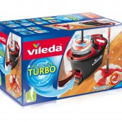 Set de fregona y cubo Vileda Easy Wring & Clean Turbo