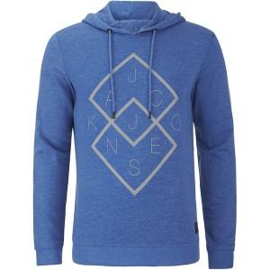 Sudadera con capucha Jack & Jones en color azul