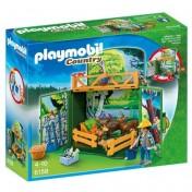 Cofre cuidador animales del bosque Playmobil 6158