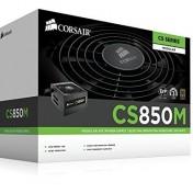 Fuente de alimentación Corsair CS Series Modular CS850M de 850W