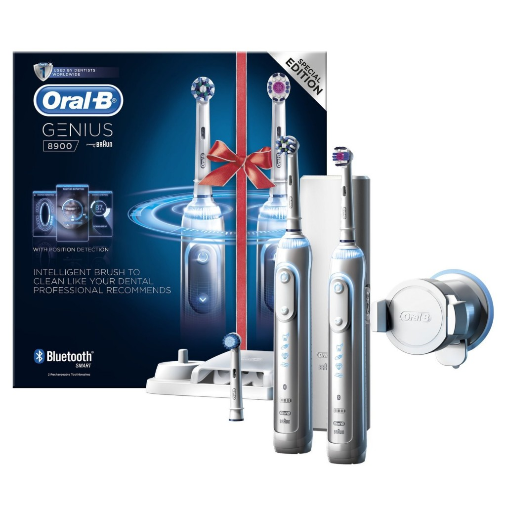 Pack Oral-B Genius 8900
