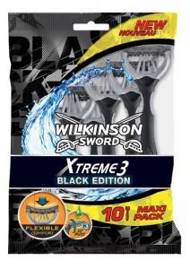 Wilkinson Xtreme 3 con 10 unidades