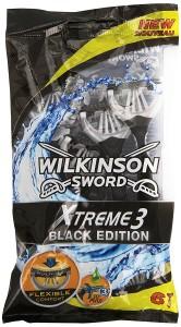 Wilkinson Xtreme 3 con 6 unidades