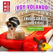 envío gratis en Kiwoko