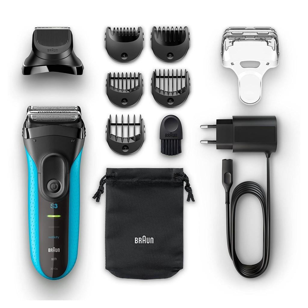 feitadoara 3 en 1 Braun Series 3 Shave&Style 3010 BT
