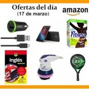 Ofertas del día Amazon(17 de marzo)
