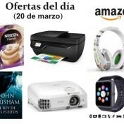 Ofertas del día Amazon(20 marzo)