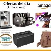 Ofertas del día Amazon(21 de marzo)