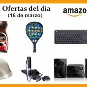 Ofertas del día en Amazon(16 de marzo)