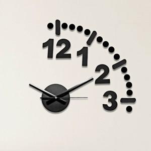 Reloj de pared modular