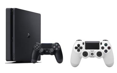 Lote consola PlayStation 4 Slim de 500 GB