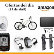 Ofertas del día Amazon (21de abril)