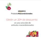 Promoción primavera en reacondicionado Amazon