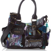 Bolso Desigual London Mini Boheme
