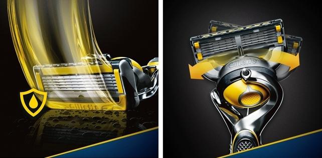 Maquinilla Gillette Fusion ProShield