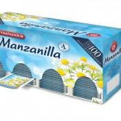 Pack 200 bolsitas de manzanilla Pompadour