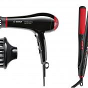 Pack secador de pelo PHD7962DI y plancha de pelo PHS7961 Bosch