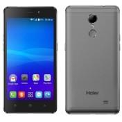 Smartphone Haier L55s color plata