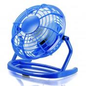 Mini ventilidor USB CSL en azul