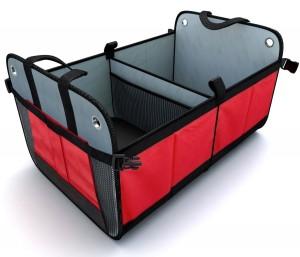 Organizador para el maletero del coche plegable Tsumbay