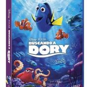 Película Buscando A Dory