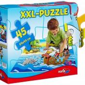 Puzzle diseño de piratas Noris