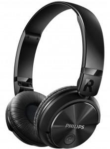 Auriculares plegables Philips SHB3060BK