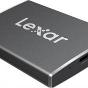 Disco duro externo SSD Lexar SL100 de 512GB