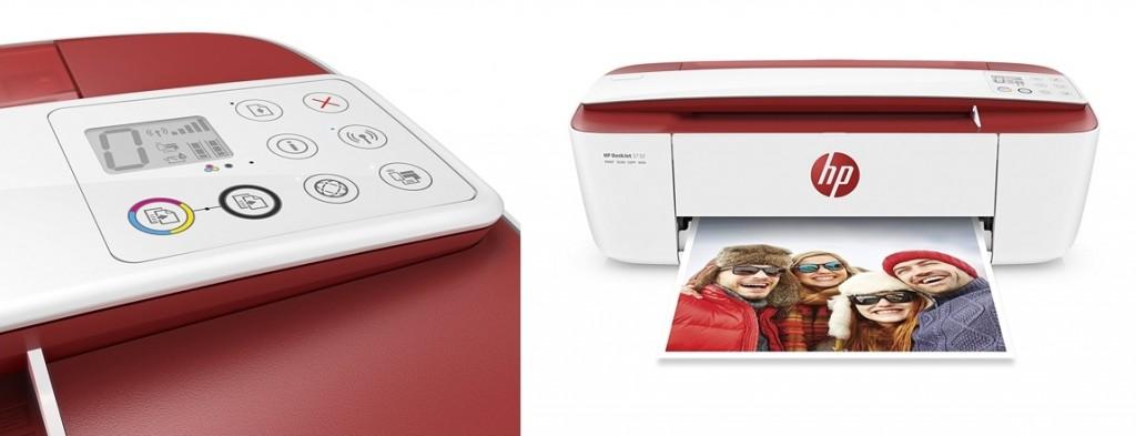 Impresora HP Deskjet 3732