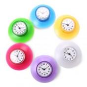 Reloj de baño varios colores