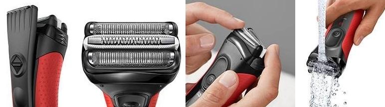 Afeitadora Braun Series 3 ProSkin 3030s