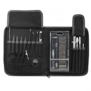 Kit de herramientas portátil para electrónica AmazonBasics