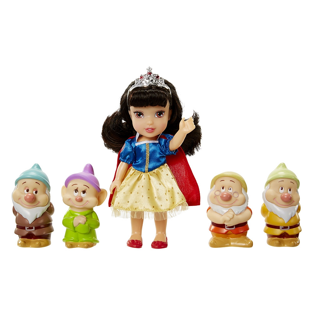 Set Blancanieves Princesas Disney